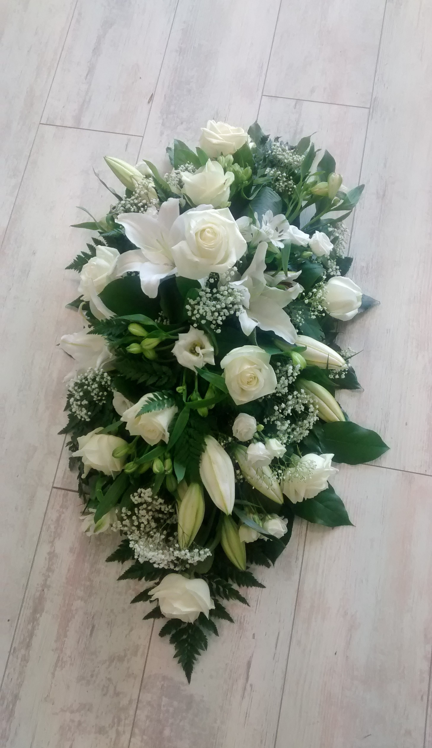 Casket spray funeral design order online for same day casket spray izmirmasajfo