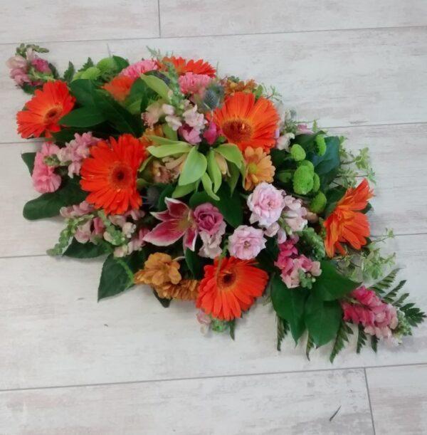 funeral spray fresh quality flowers wexford