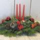 Christmas Noble Candle Display