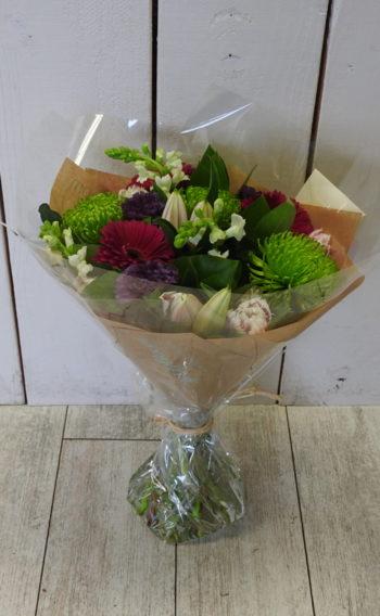 Pretty in pink Flower Bouquet Wexford