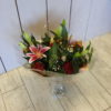 Roses & Lilies for Valentines day