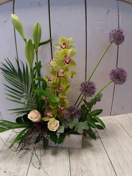 Contemporary Styled Flowers