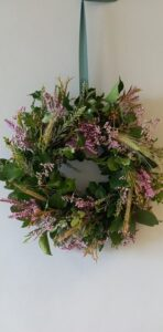 Easter Wreath Natural